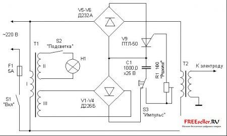Тс106 10 схема включения