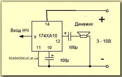 Схема блока питанияdv-2200s